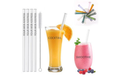 Glass Straws